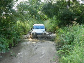Off Road 4x4 Driver Training
